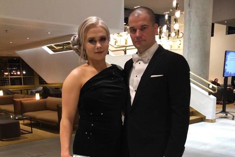 FOTO | Soomlannast maailmameister käis presidendi vastuvõtul Eesti ärimehega