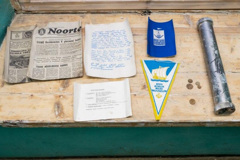GALERII | Paksust Margareetast leiti 39 aasta vanune ajakapsel