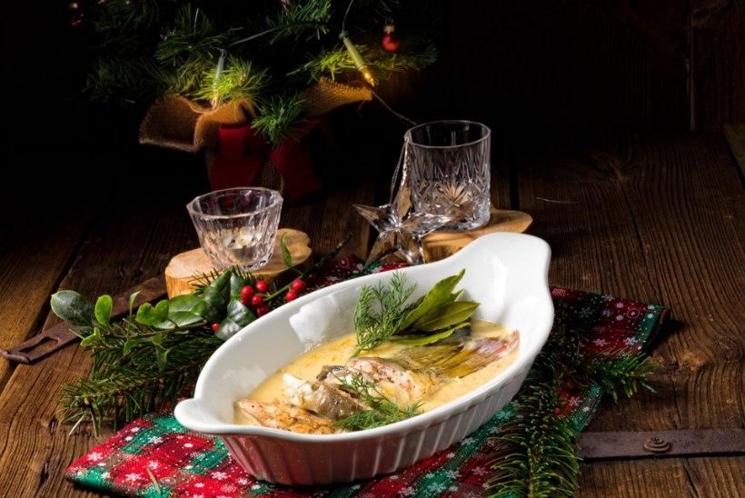 KALAPÄEV! 10 jõuluaja maiguga lihtsat kala- ja mereannirooga