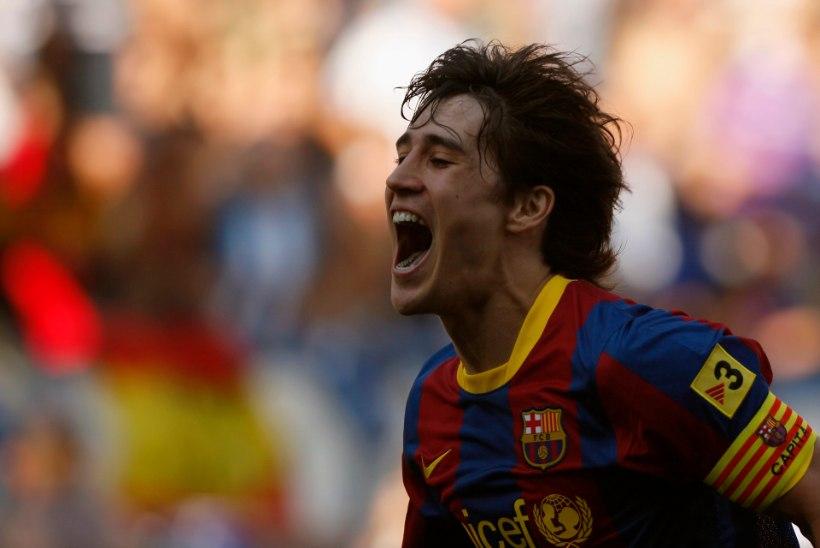 Järgmiseks Messiks peetud Bojan: uude klubisse siirdudes nähti minus alati staari