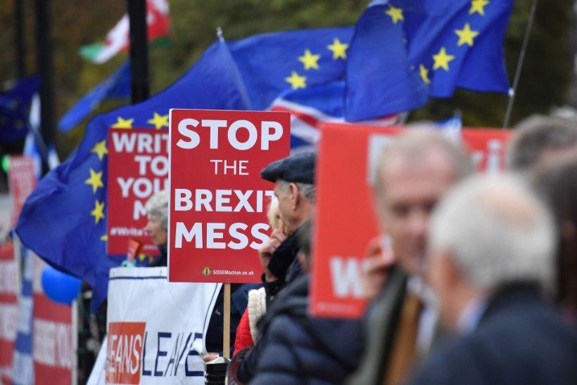Тереза Мэй допустила отказ от Brexit