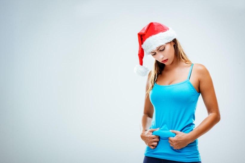 Простые советы, как не поправиться в новогодние праздники