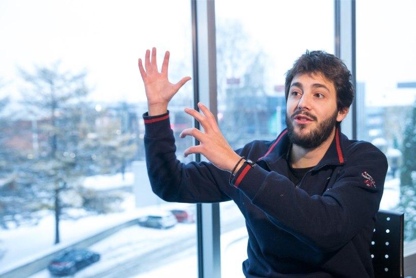 Salvador Sobrali esitus Silvi Vraidi euroloost pani publiku saalis rõkkama!