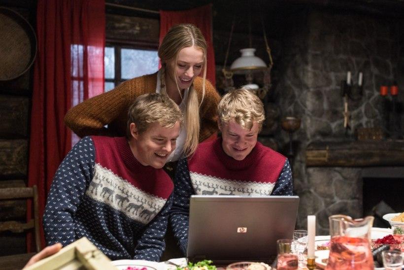 TV3 VIDEO   Kes suudles jõulufilmis Liis Lemsalu?