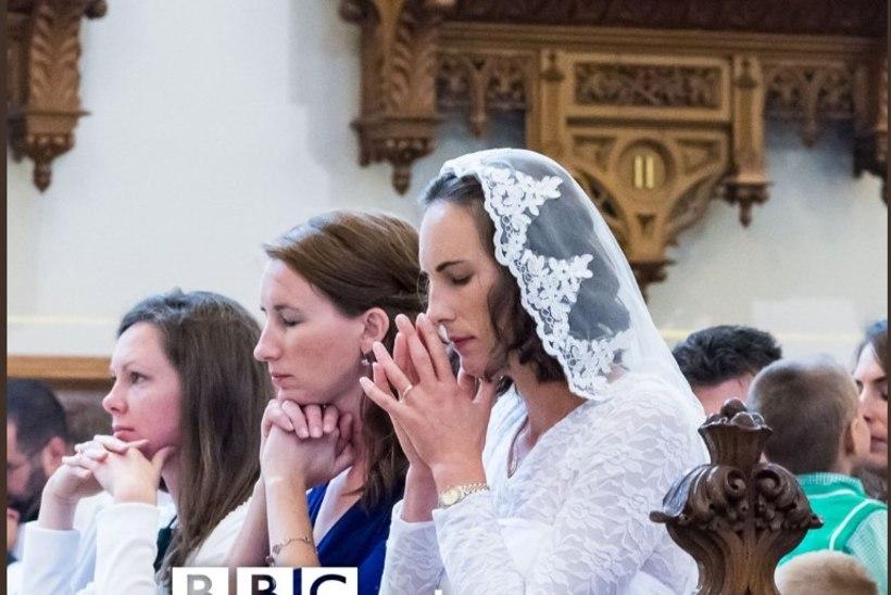 """""""Olen neitsi ja minu abikaasa on Jeesus Kristus!"""""""