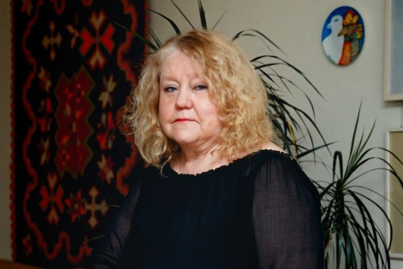 """Marika Valk: """"Oli palju poliitikuid, kes Kumu ehitust ei toetanud –  et pidu katku ajal ja pensionärid jäävad leivata."""""""