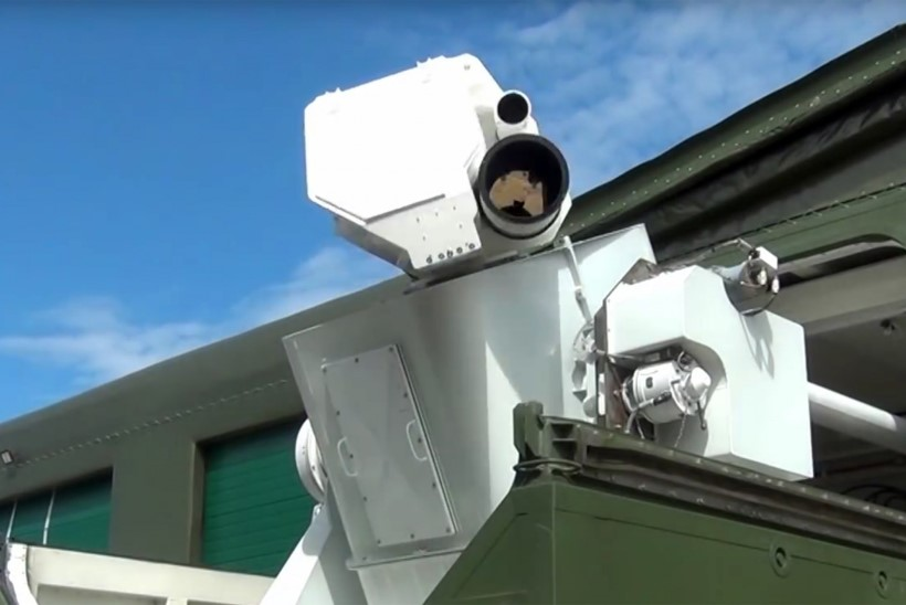 Venemaa võtab kasutusele laserrelva