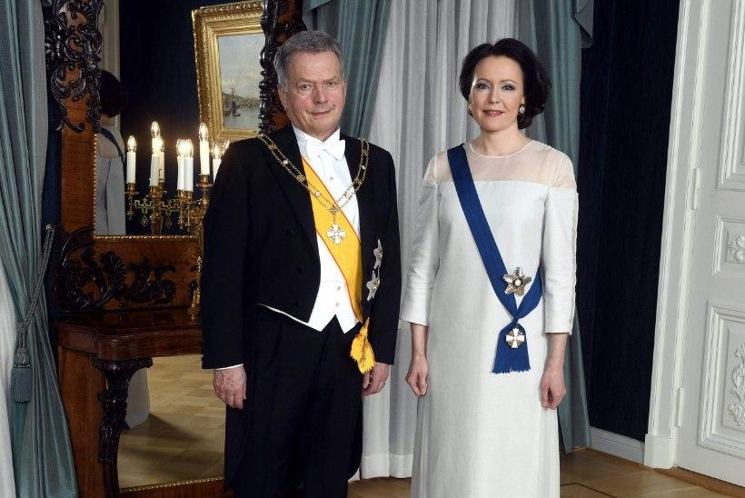 KULD, KARD JA VÄRVISÄRA: vaata Soome presidendiballi efektsemaid kleite!
