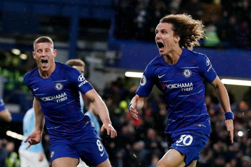 VIDEO   Üliefektiivne Chelsea kinkis Manchester Cityle hooaja esimese kaotuse!