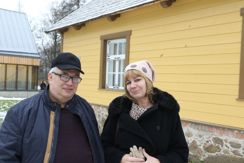 Kõik käisid külas: Joosep Tootsi koolimaja taasavamine ajas jalule terve alevi