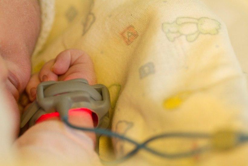 Enneaegselt sündinud laste heaks koguti rekordiliselt 64000 eurot