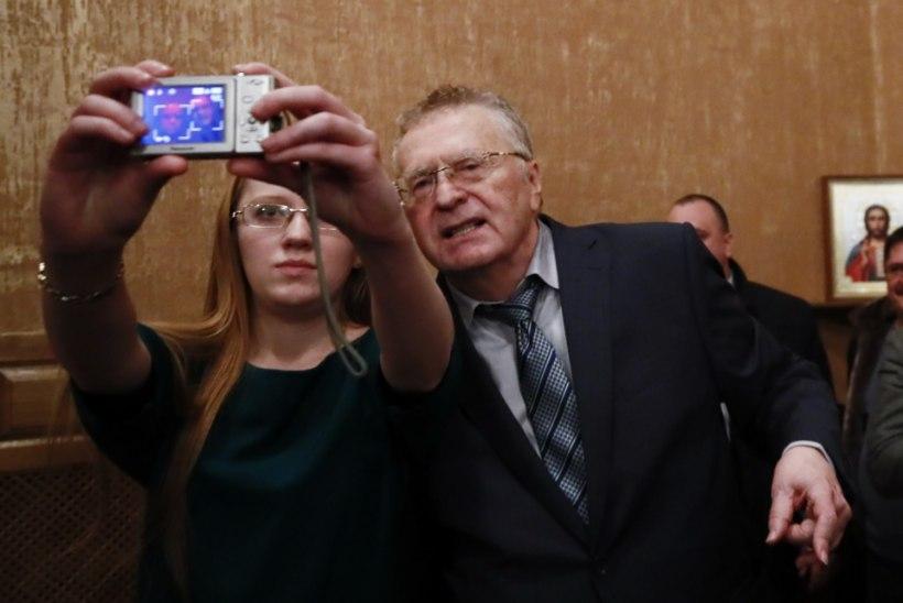 Venemaa presidendiks kandideerib ka Žirinovski