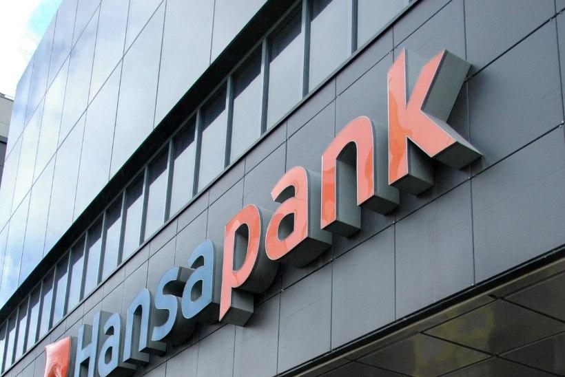 ON VAST ÜLLATUS! Hansapanga asutajafirma sünnidokumendi all on Margus Saare allkiri