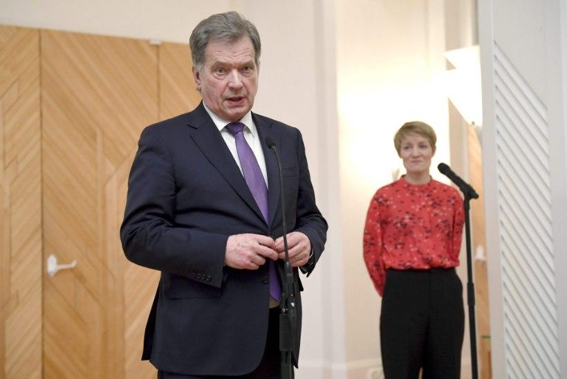 FOTOD | Niinistö alustas oma teist ametiaega