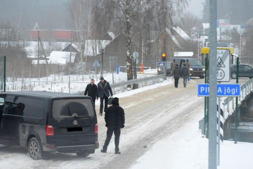 KAPO VIDEO JA FOTOD | Vaata, kuidas Raivo Susi Vene salaagendi vastu välja vahetati
