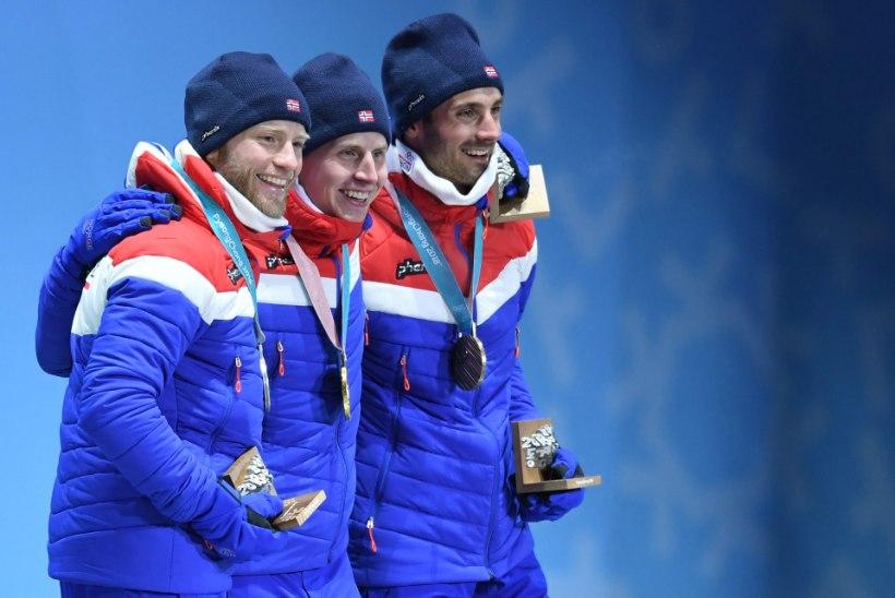 Norra on Pyeongchangist saanud juba kaheksa medalit, tabelit juhib jätkuvalt Saksamaa