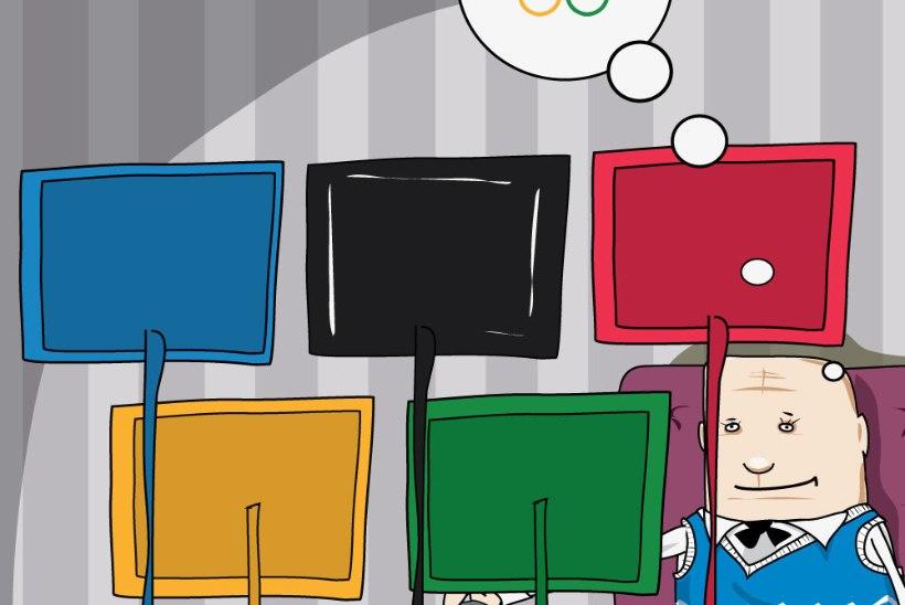Taavi Libe   Rohkem adekvaatsust ja lõbu olümpiakajastusse!