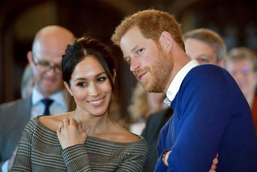 Prints Harry ja Meghan peavad kaks pulmapidu