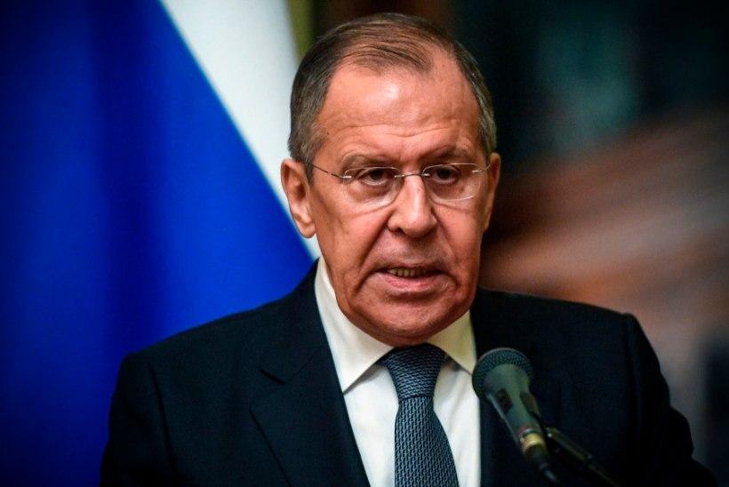 Lavrov dopingust ja olümpiast: teisiti USA meile vastu ei saaks