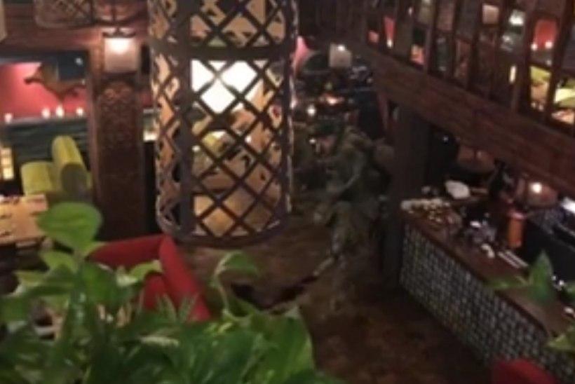 VIDEO | Ukraina eriüksuslased pidasid Kiievis kinni Mihheil Saakašvili