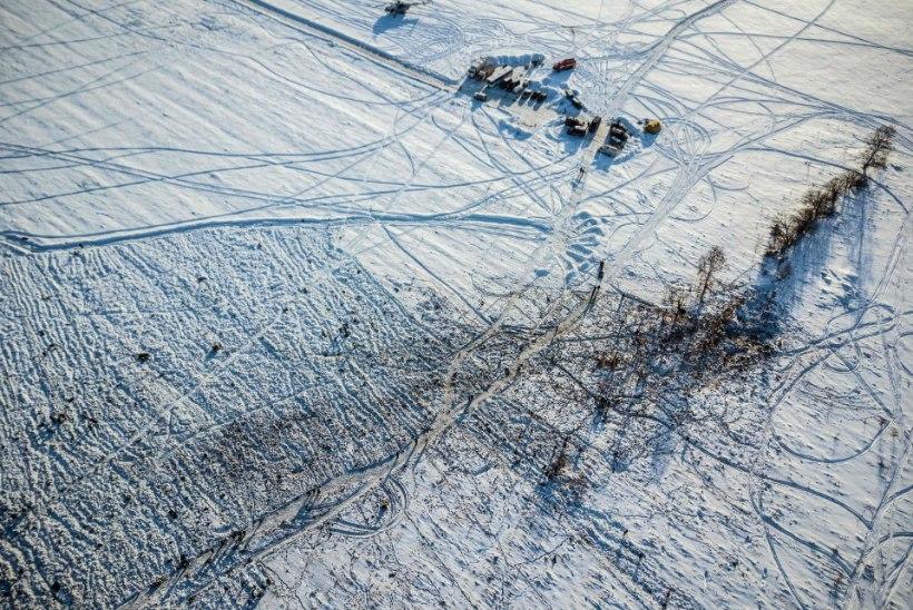 Venemaal alla kukkunud lennuki külmunud näidikud näitasid valenumbreid