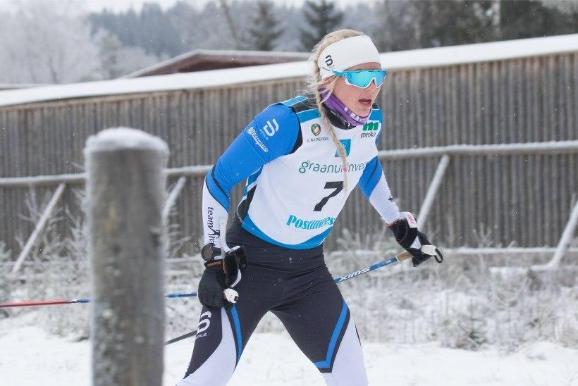 ÕL OLÜMPIAL   Anette Veerpalul võibki olümpial startimata jääda