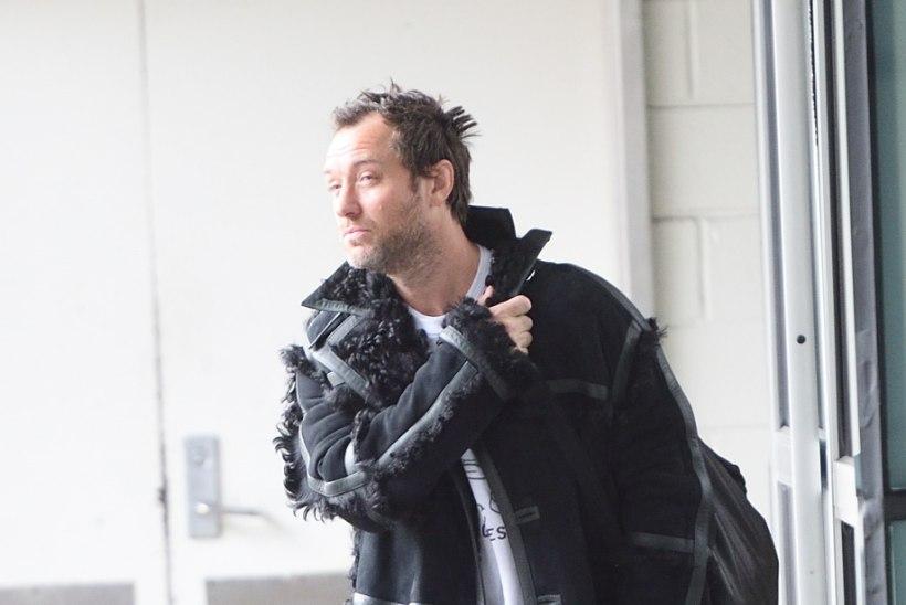 Kas see totra kasuka ja pohmas näoga karvik on tõesti seksisümbol Jude Law?