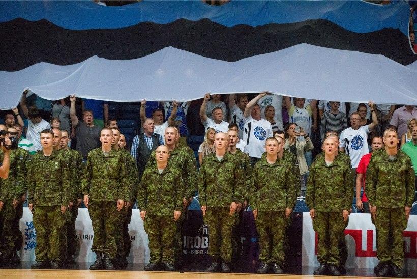 Зарплаты военнослужащих Эстонии повысятся на треть