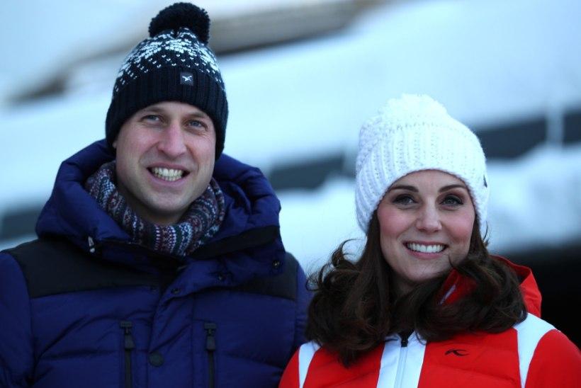 Ah et selle nime panevad prints William ja Kate Middleton oma kolmandale lapsele?!
