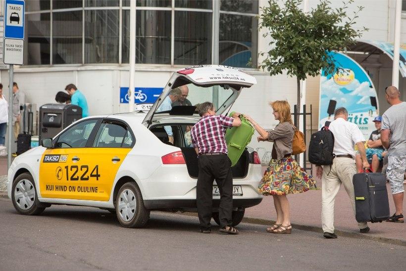 4,5 MILJONIT KÜLALIST: Tallinna välisturismis oli rekordaasta