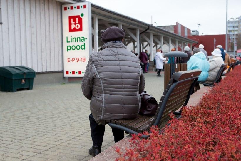 Lipo tõmbab koomale: Tallinna linnapood jätkab väiksemal pinnal