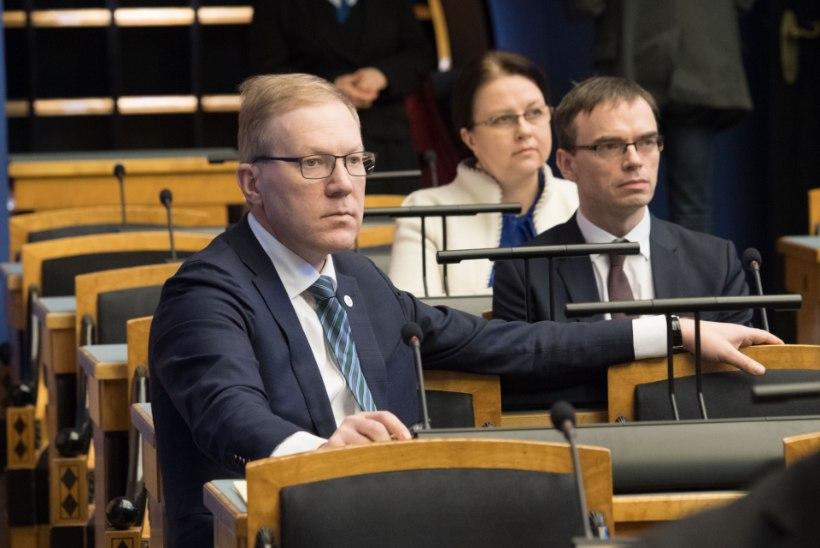 VIDEO | Välispoliitika arutelu riigikogus | Mihkelson: demokraatlike väärtuste piiramine loob suurkonfliktidele eeldusi
