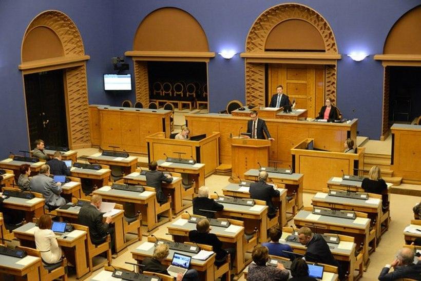 Välispoliitika arutelu riigikogus   Mikser: Eesti inimesed on kaitstud