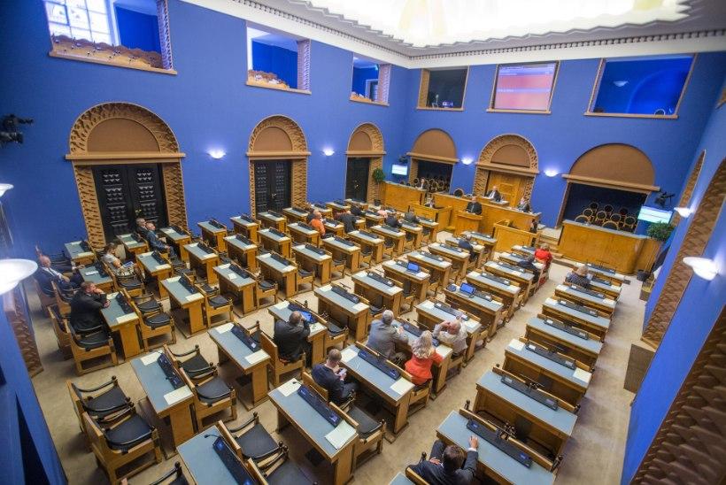 OTSE | Riigikogus arutatkse täna olulise tähtsusega riikliku küsimusena välispoliitikat