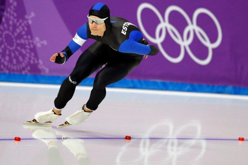 ÕL OLÜMPIAL | Olümpiadebütant Marten Liiv: keegi ei taha viimane olla. Eriti, kui on esimesed olümpiamängud