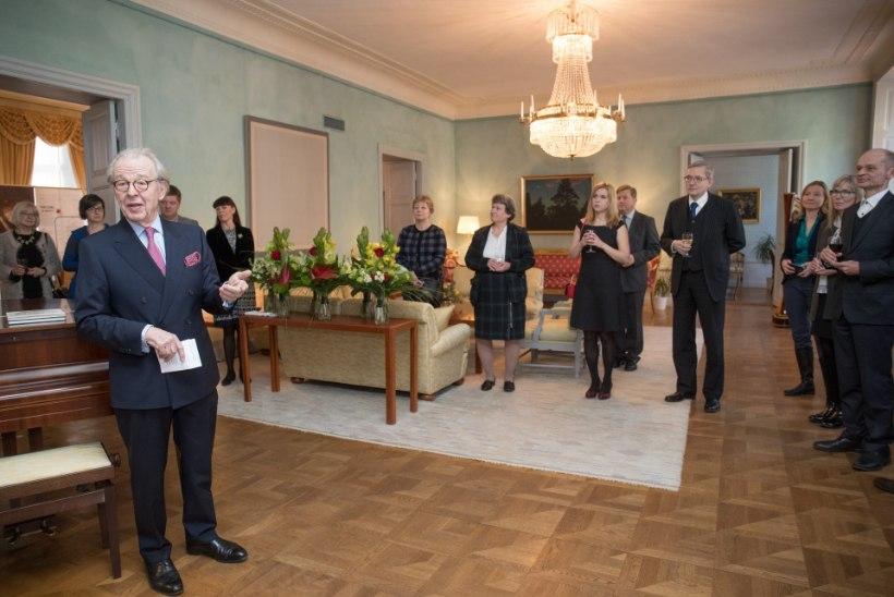 Bonnieri preemia võitsid rahapesuskandaali kajastanud ajakirjanikud