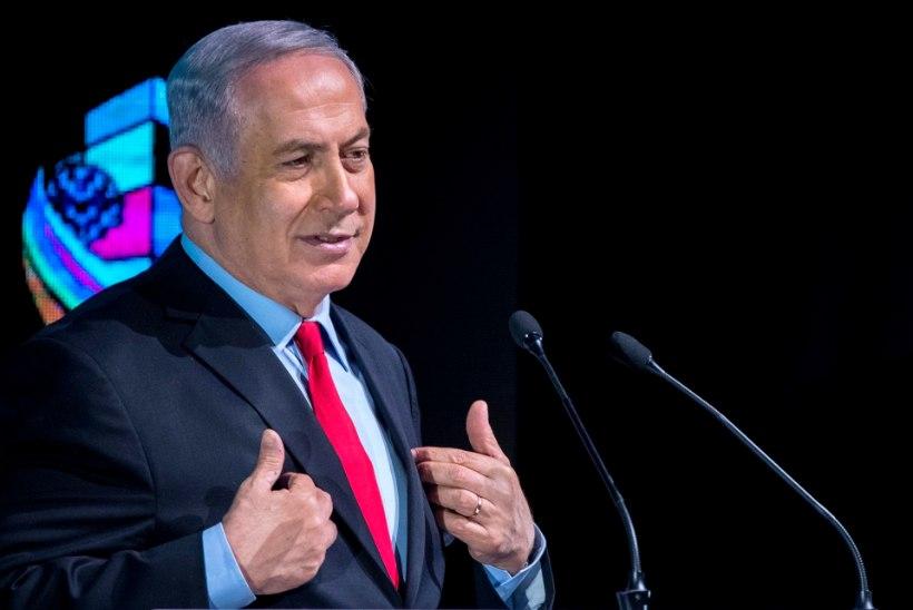 Netanyahu eitab politsei süüdistusi: kunagi tuleb tõde päevavalgele