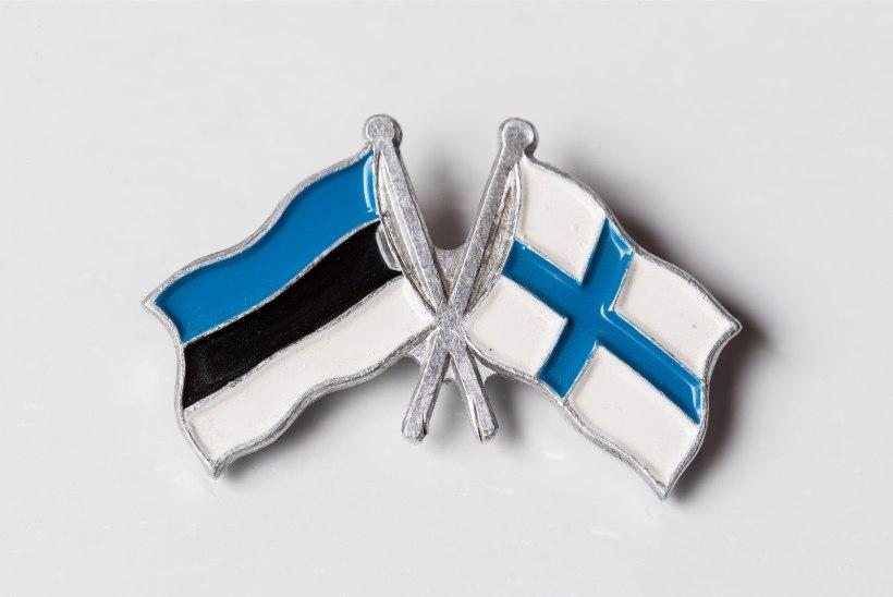 Põhjanaaber Soome tähistab Eesti 100. sünnipäeva suurejooneliselt