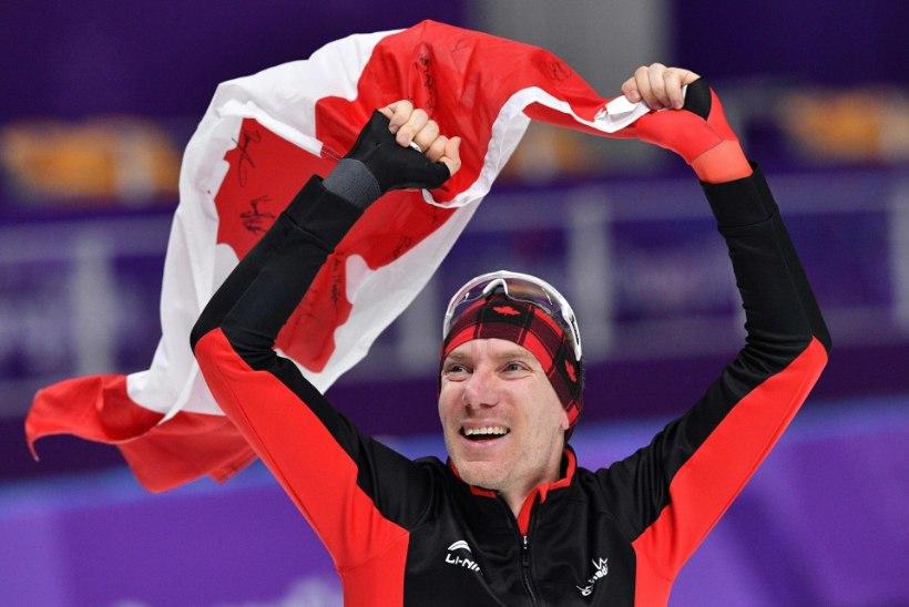 Kanadasse karanud hollandlane lõpetas olümpial kaasmaalaste kullapeo