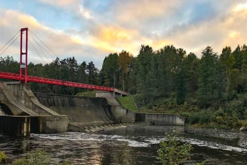 Kultuuriminister kritiseeris Linnamäe hüdroelektrijaama sulgemise plaani