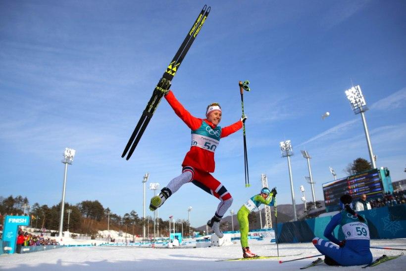 OLÜMPIAPÄEVA KOKKUVÕTE | Üllatusvõitjad panid peo püsti, eestlanna perre tuli olümpiakuld ja kõige tipuks lahvatas suur teletüli