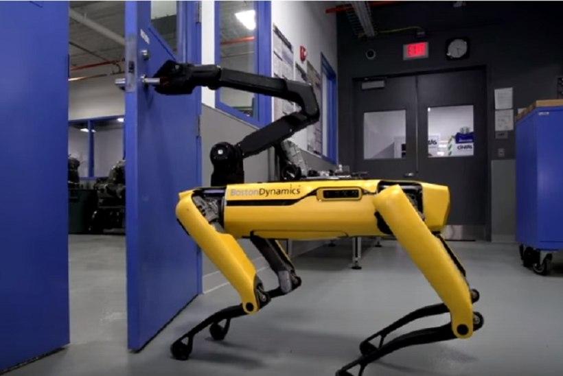 VIDEO | Robotid oskavad järgida isegi elementaarseid viisakusreegleid