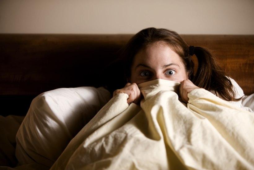 VÄIKE TEST: kas sinu uni on tervislik?