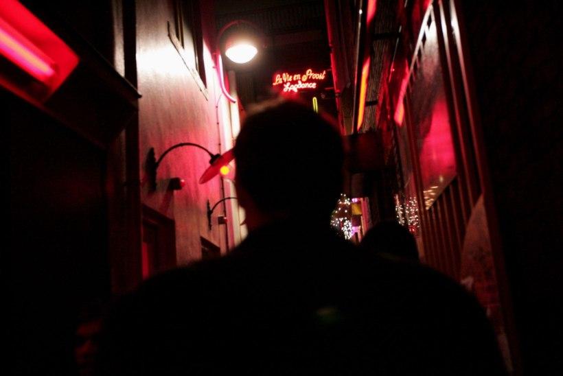 Amsterdamis prostituudiks sunnitud naine paljastab seksitöö kurva reaalsuse