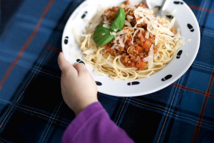 Bologna kaste ehk tomati-hakklihakaste