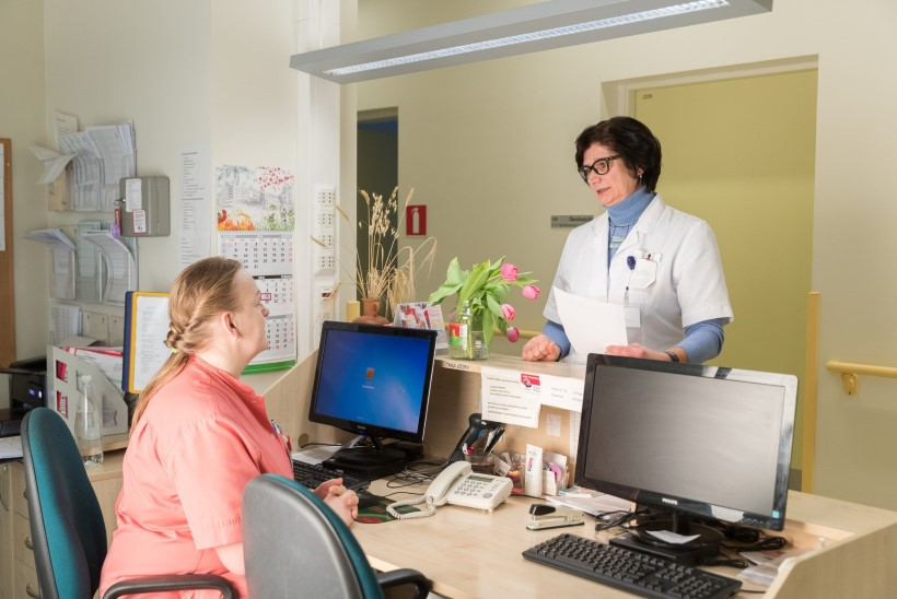 """Директор таллиннской клиники: """"Бывали случаи, когда родственники оставляли близких у нас на лечение и навсегда исчезали"""""""