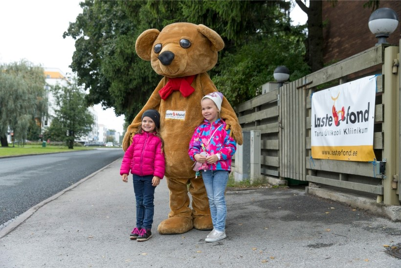 Lastefond kogus mullu üle 780 000 euro ja toetas rohkem kui 400 last