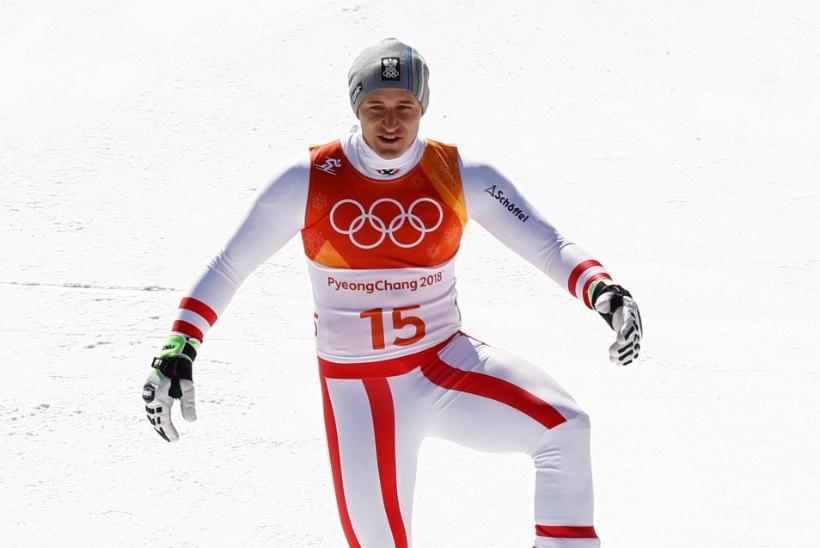 Norralaste olümpiapidu mäesuusatamises jätku ei saanud