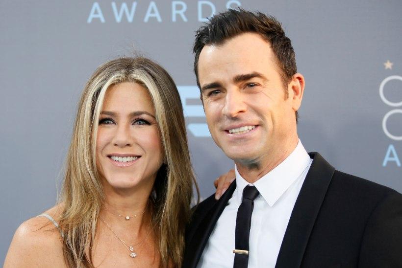 Jennifer Aniston ja Justin Theroux otsustasid juba mitu kuud tagasi lahku minna