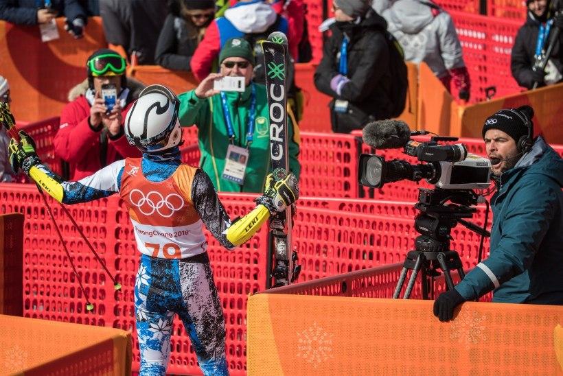 FOTOD | Tormis Laine sai olümpiadebüüdil 40. koha, Austria staar tegi viimase 50 aasta võimsaima esituse